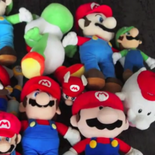 VIDEO: Mammoth Mario collection montage