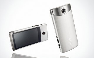 Sony Bloggie Touch: HD shooting and 360-degree panoramas