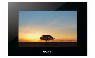 Sony unveils first ever HD photo frames