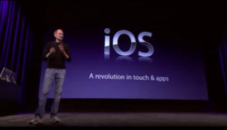 Steve Jobs offers sneak peak of iOS 4.2
