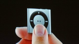 Apple event: iPod shuffle - now with buttons... again