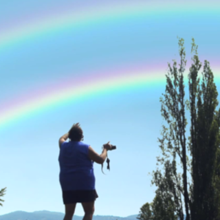 VIDEO: Microsoft talks up double rainbow for Windows Live Gallery