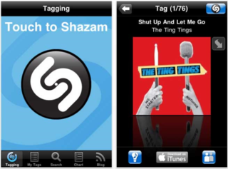 Shazam tags the changes in revamped apps