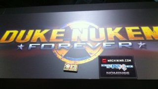 Duke Nukem Forever finally getting release date