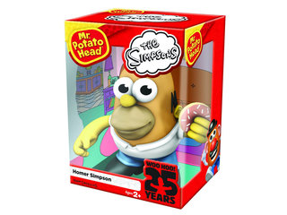 Homer Simpson Mr Potato Head revealed, but is he as geeky as these geek Mr Potato Heads?