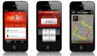Nike+ app udated: No trainers required