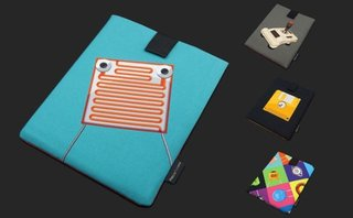 Get Happy with these ultra-cool iPad cases