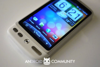 HTC Desire: Software patch available and white version to hit UK