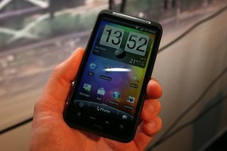 HTC Desire HD hands-on