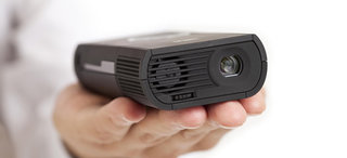 3M MP180 and MP160 pocket projectors - brightest yet