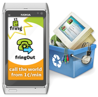 FringOut brings super cheap calls to Nokia phones