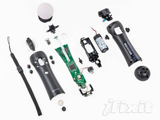 PlayStation Move torn apart for all to see