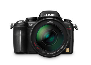 Panasonic Lumix GH2: First 3D Ready interchangeable lens camera