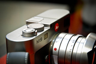 Leica M9 Titanium hands-on