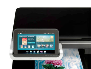 HP eStation printer gets detachable 7-inch tablet