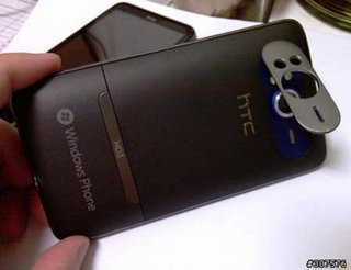 HTC HD7 or is the HTC HD3 caught on camera in the flesh