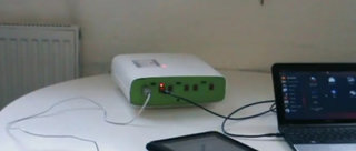 Moixa eco generator to power our gadgets at home