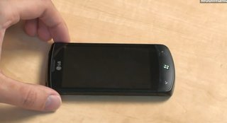 VIDEO: LG Optimus 7 (E900) gets in-depth hands on