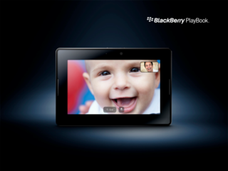 BlackBerry Messenger to dialling up video calling?