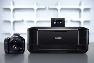 Canon unveils MG8150 printer with touch control