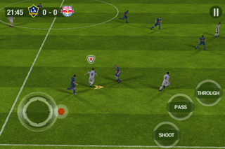 More FIFA 11 iPhone screenshots released