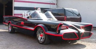 Kapow: Batmobile - yours for £95k