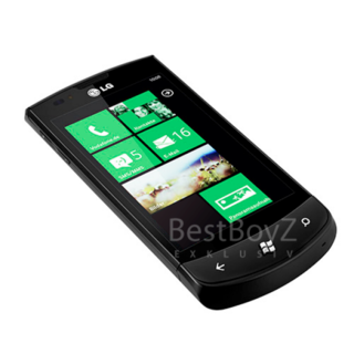 LG Optimus 7 (E900) official pics outed