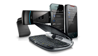 Logitech Google TV launch: The extras
