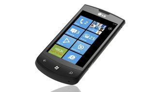 LG Optimus 7: The world's first (official) Windows Phone 7 device
