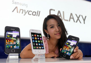Samsung Galaxy K launches with Android 2.2