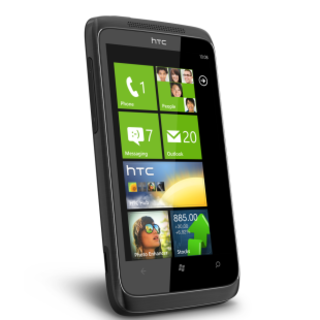HTC launches five Windows Phone 7 smartphones