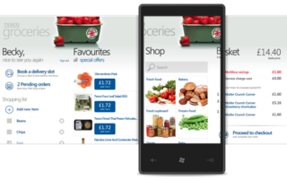 "Who is Windows Phone 7 aimed at? ""Tesco shoppers"" says Microsoft"