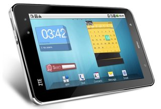 ZTE Light: The budget Galaxy Tab