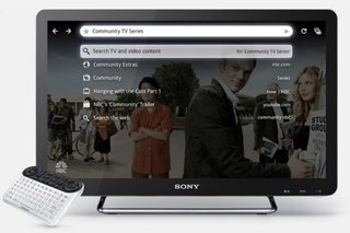 Four Sony Internet TVs and Sony Internet Blu-ray player go Google TV