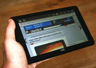 Disgo Tablet 6000 hands on