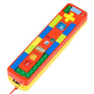 Build your own Wiimote - Lego stylee