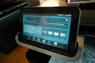 HP Photosmart eStation All-in-One printer hands on