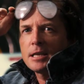 VIDEO: Michael J Fox re-shoots Back To The Future teaser trailer