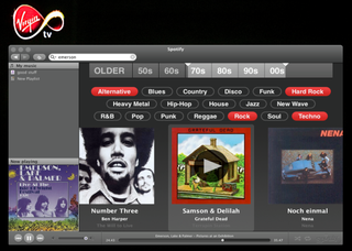 Virgin Media to bring Spotify to your TV