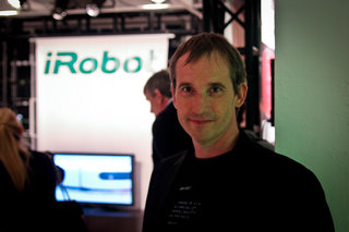 """iRobot CEO tells us why """"robots should not have legs"""""""