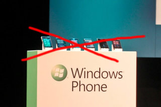 EXCLUSIVE: Carphone Warehouse and Phones4u miss out on Windows Phone 7 launch