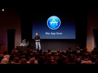 Apple to bring App Store to the Mac