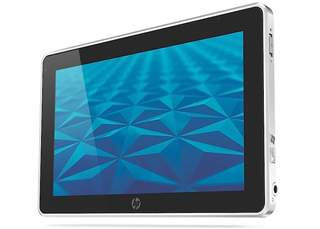 HP Slate 500: Suited, booted and very official