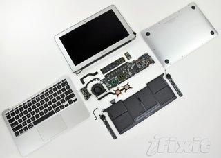 MacBook Air beware: It's teardown time