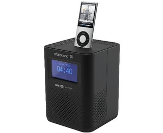 Win one of four Orbitsound T4 Radiopods