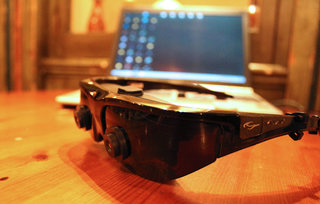 """Vuzix claims that see-through augmented reality glasses are """"12 months away"""""""