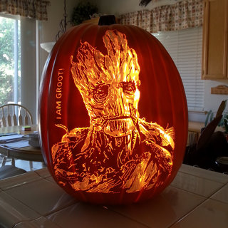 best geek halloween pumpkins and nerdy jack o lanterns from around the net image 11