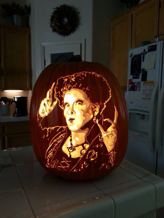 best geek halloween pumpkins and nerdy jack o lanterns from around the net image 12