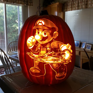 best geek halloween pumpkins and nerdy jack o lanterns from around the net image 14