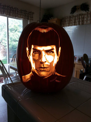 best geek halloween pumpkins and nerdy jack o lanterns from around the net image 2
